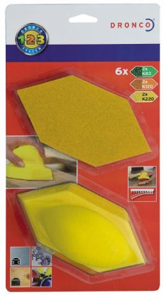 Hexagon Sander / Abtec4Abrasives